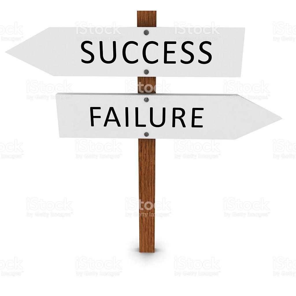 仮想通貨は成功、失敗